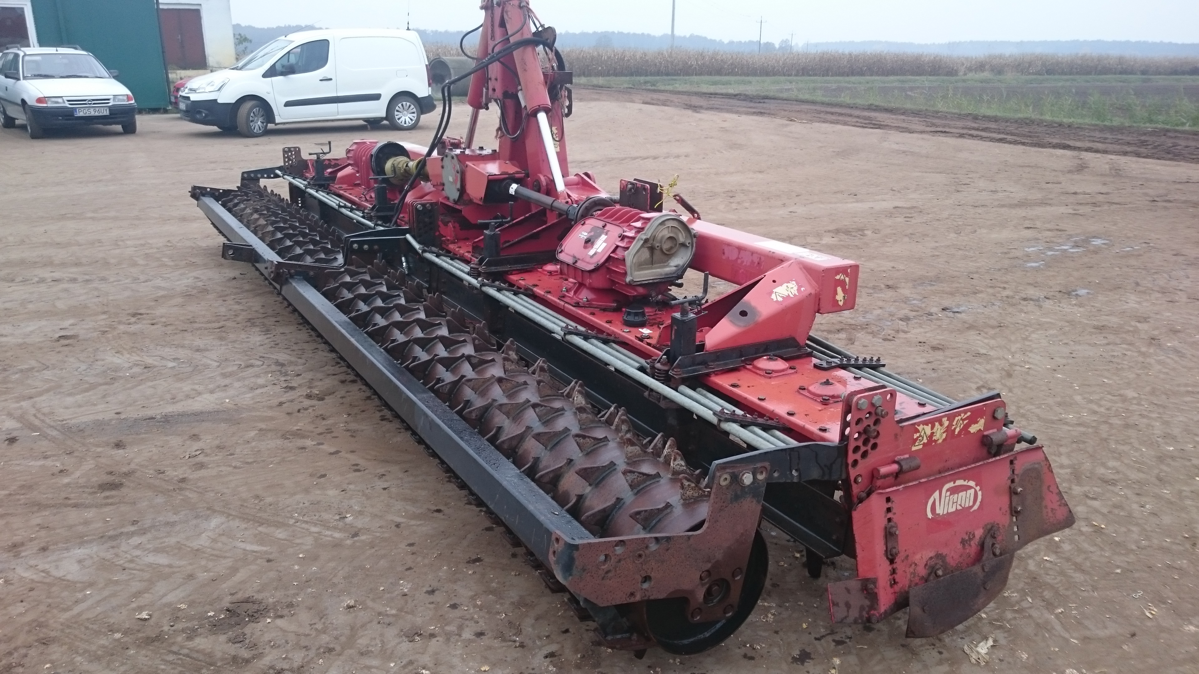 6 metre power harrow for sale uk