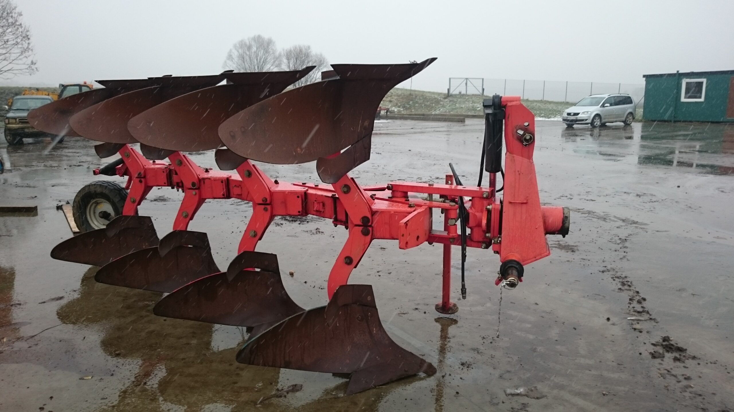 Agrolux overum plough for sale uk