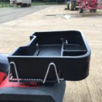 Wydale plastic rear trunk box