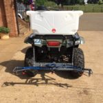 ATV 90 litre sprayer
