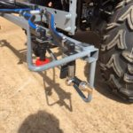 Atv versatile spray boom