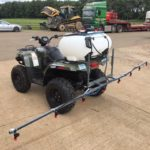 4 metre folding quad bike sprayer
