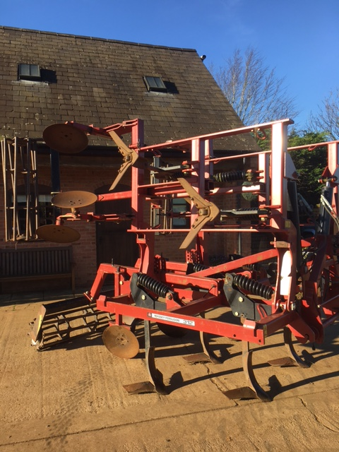 Razol Aramix high speed stubble cultivator for sale