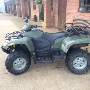 Arctic Cat 700cc Diesel breaking for spares