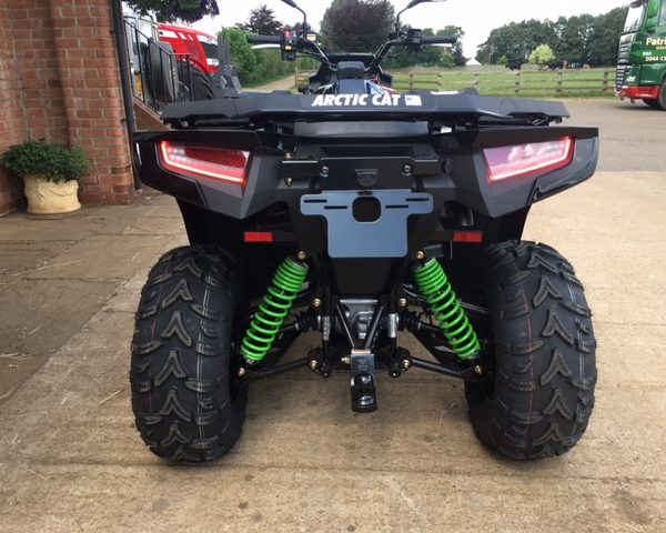 Arctic Cat road legal quad bike