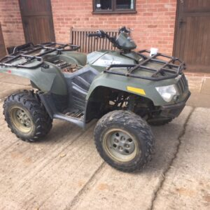 Arctic cat 400cc breaking for spares