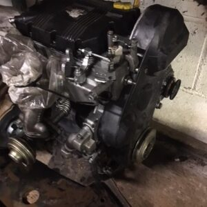 Arctic Cat 700cc Diesel engine reconditioned
