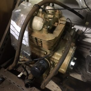 Arctic CAt 400cc engine breaking for spares
