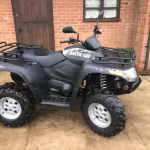 Used Arctic Cat Petrol quad bikes
