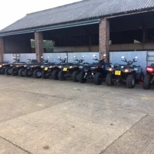 Used Arctic Cat Diesel Quad bikes
