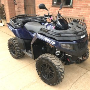 Arctic Cat 550XR for sale