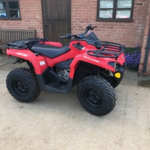 Can Am 450 for sale 2015