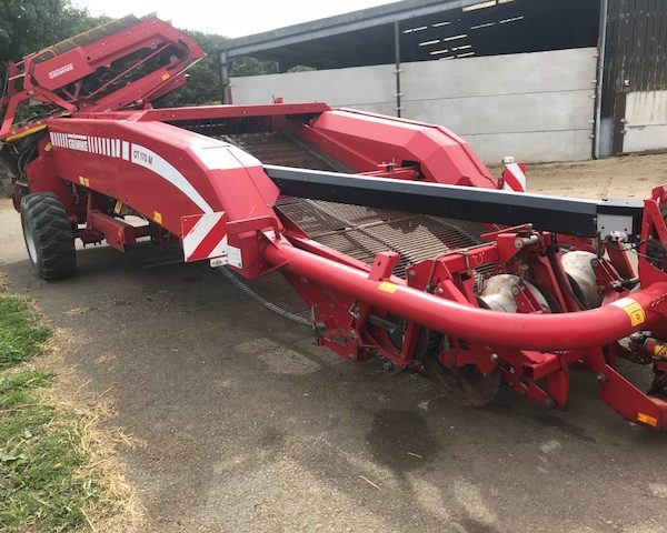 Grimme Potato Harvester GT170M