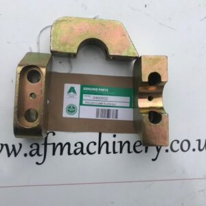 Spearhead hedge cutter part 040000D roller clamp plate