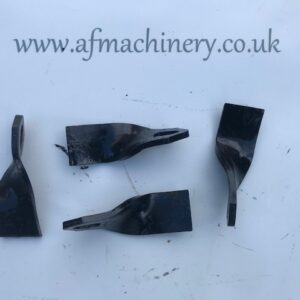 Spearhead twisted flail 7770715