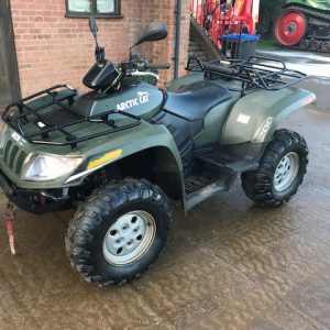 Arctic Cat 700cc Diesel for sale