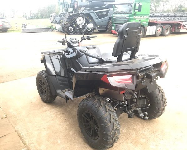 Arctic Cat 700 Alterra TRV road legal  for sale