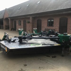 Spearhead 500 stubble master for sale