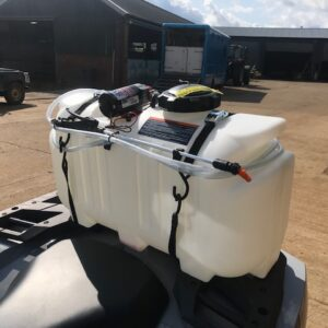 Quad bike sprayer and hand lance for sale