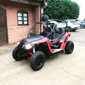 Arctic Cat 700cc wildcat buggy
