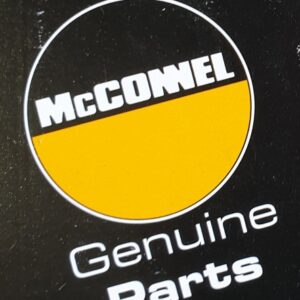 3. McConnel Hedge Cutter, Rotary and Flail mower parts